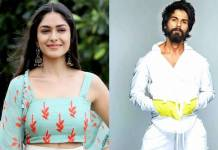 Mrinal Thakur is thrilled to work with Shahid Kapoor