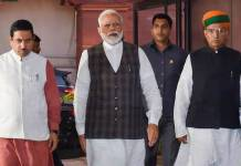 Modi said in Parliament ready for open discussion on all issues