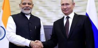 pm narendra Modi discussed bilateral issues with President Vladimir Putin