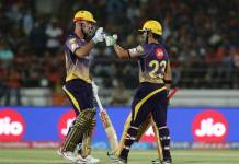 IPL 2020 Kolkata Knight Riders releases Robin Uthappa and Chris Lynn