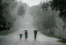 Estimates of heavy rains in Kerala and Mahe