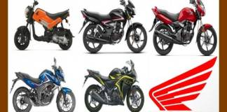 Honda will insist on the sale of premium two-wheelers