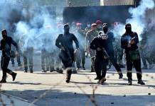 Firing on protesters in Baghdad, 16 killed