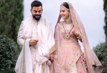 virat kohli and anushka sharma 2nd wedding anniversary