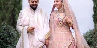 virat kohli and anushka sharma 2nd wedding anniversary