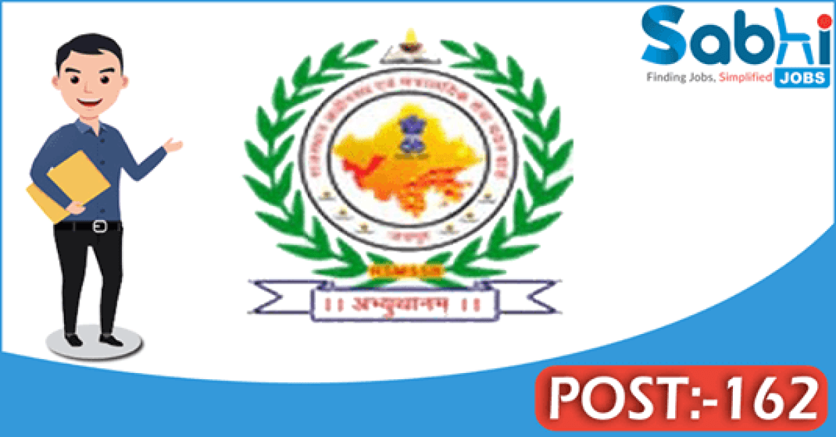 RSMSSB recruitment 2018 notification Apply online 162 Tax Assistant