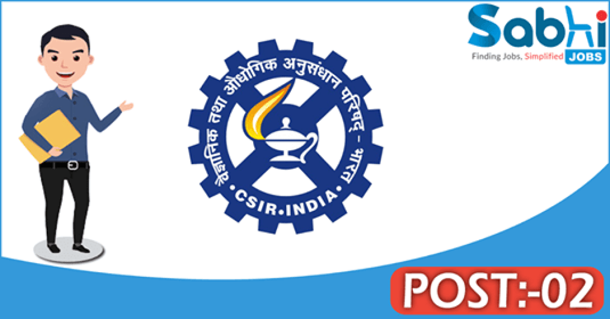 CLRI recruitment 2018 notification 02 Junior Research Fellow