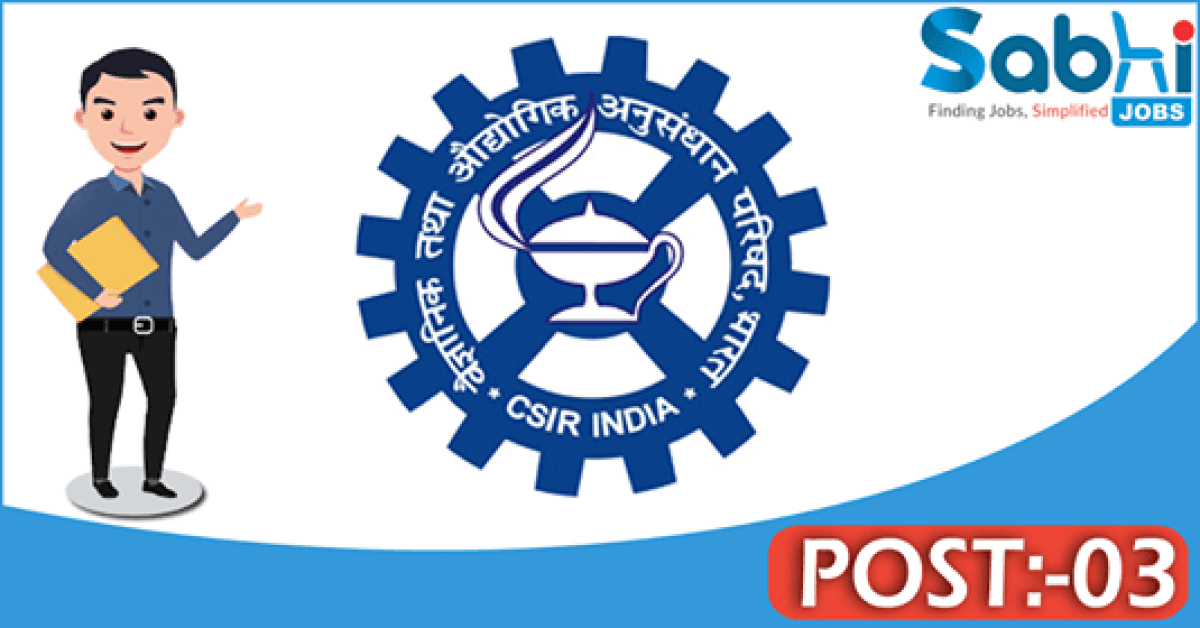 CLRI recruitment 2018 notification Apply 03 Project Assistant