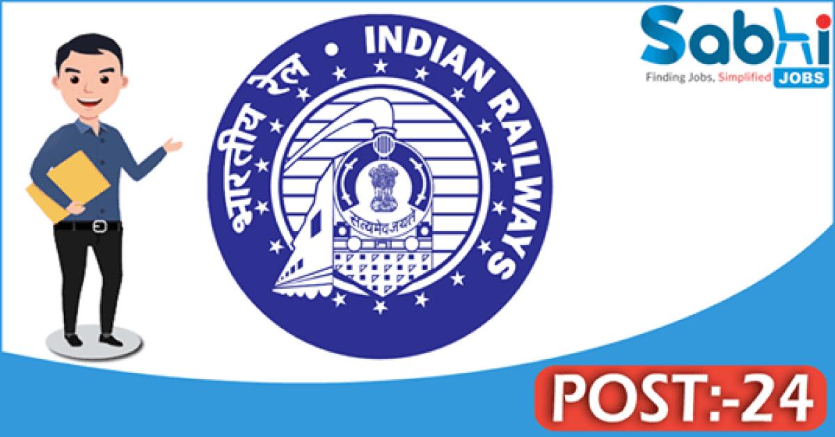 South Eastern Railway recruitment 24 Specialist, GDMOs