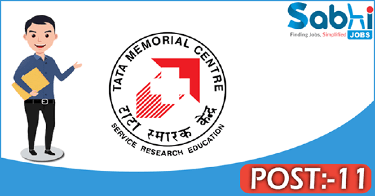 TMC recruitment 2018 notification 11 Ad-Hoc Phlebotomist, Ad-Hoc Technician