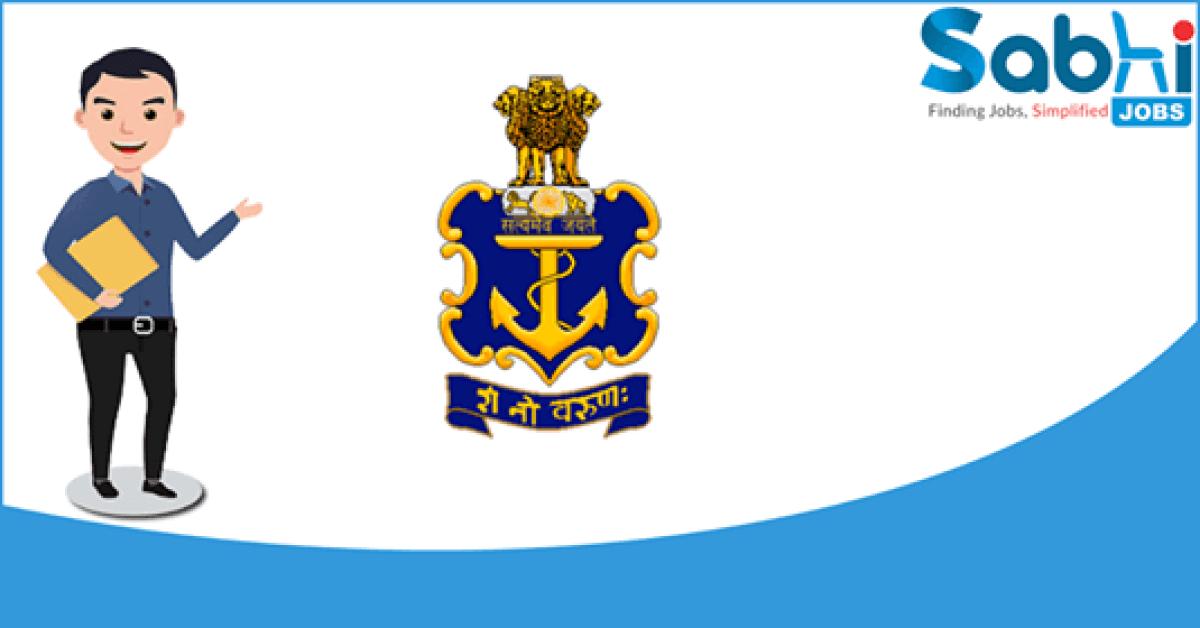 Indian Navy recruitment Sailors for Matric Recruit (Musician) – 02/2018 Batch