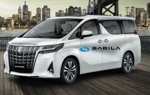 Toyota Alphard Facelift 2019 Sabila Transport