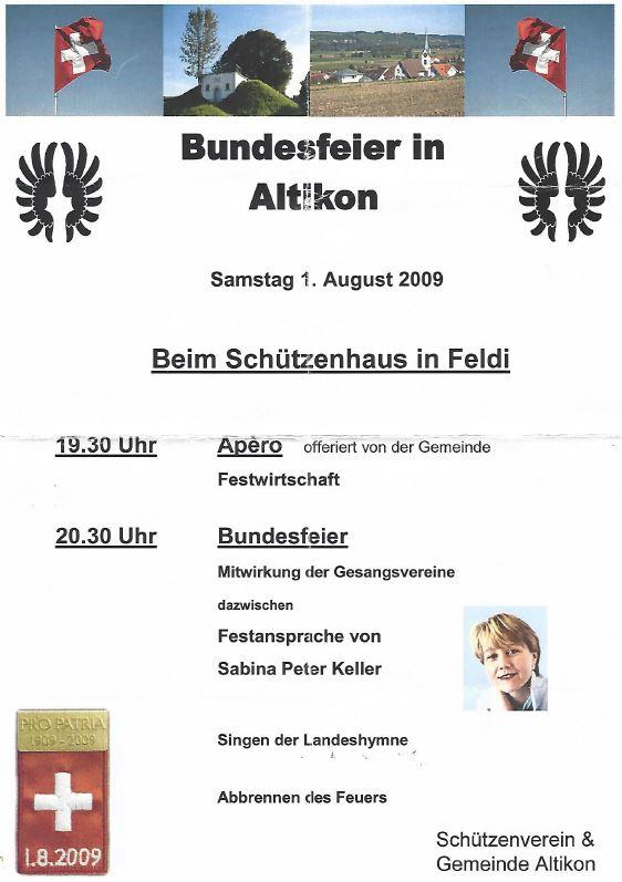Bundesfeier_Altikon_01082009