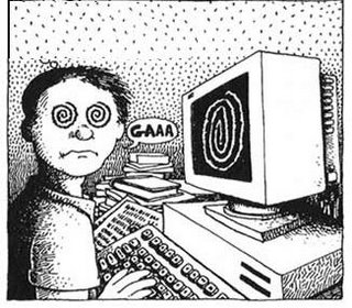 Writer's Block Gaaa