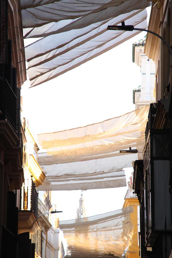 Schattenspender Sevilla