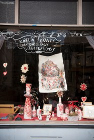 Reportage sur l'illustratrice Aurelia Fronty pour les Enfants du Design