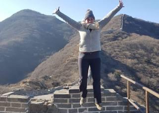 great wall chinese muur china