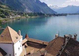 bergen en meren Zwitserland