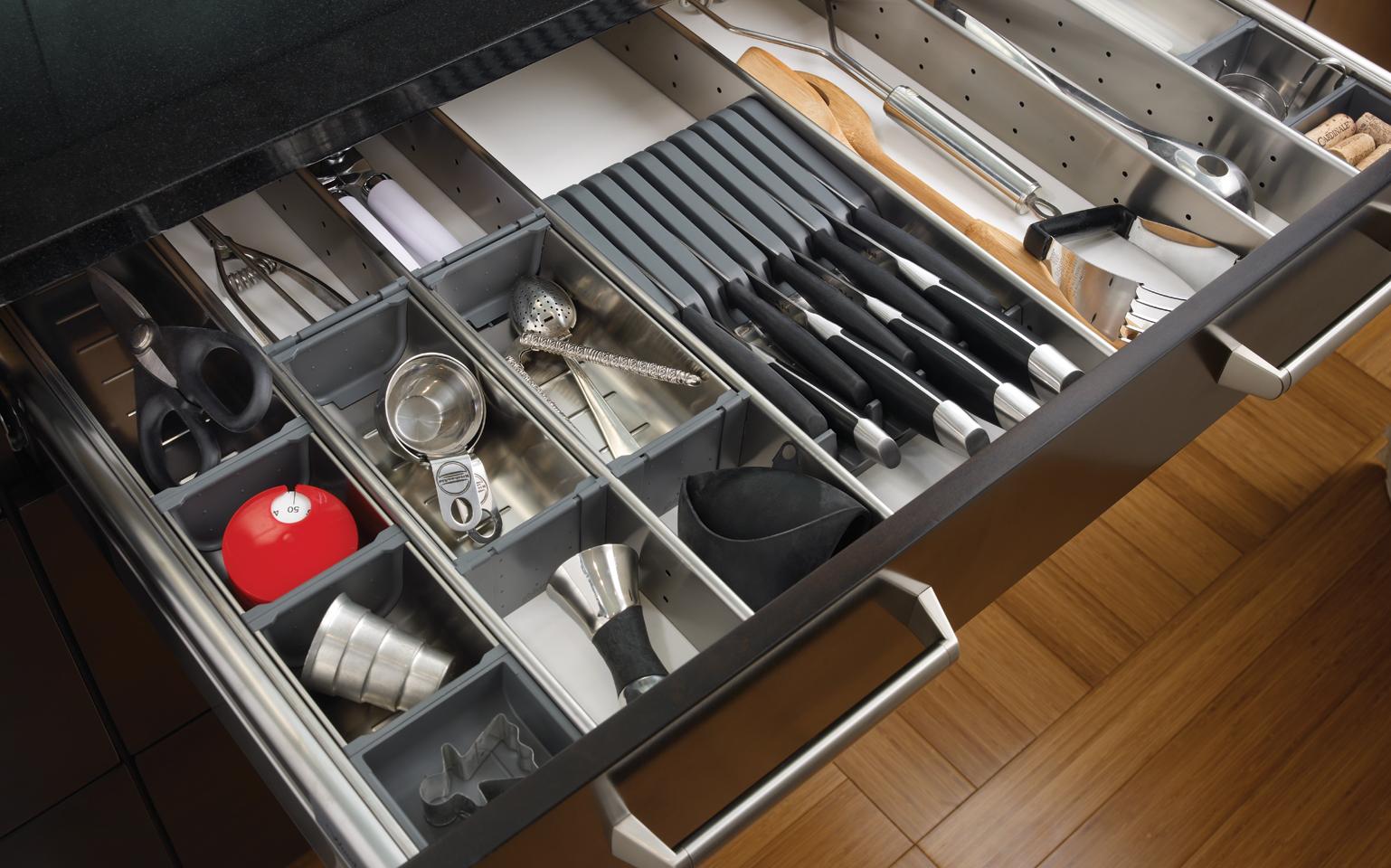 kitchen utensil drawer organizer remodeling open living room solutions for remodels | sabine's new house
