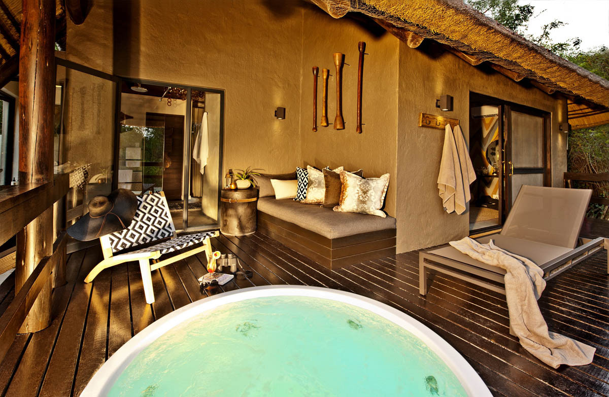 Little Bush Camp  Luxury Game Lodge Accommodation  Sabi Sabi