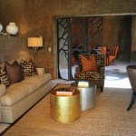 Sabi Sabi Private Game Reserve Earth Lodge Amber Suite Three