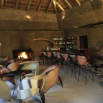 Sabi Sabi Private Game Reserve Earth Lodge Bar