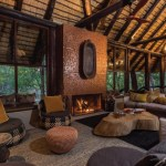 Sabi Sabi Private Game Reserve Little Bush Camp Lounge