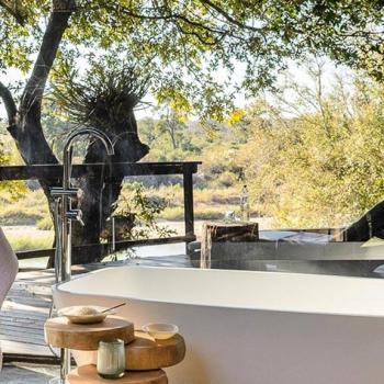 Singita Boulders Lodge Accommodation Bathroom