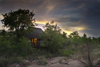 Sabi Sabi Little Bush Camp Suite Exterior