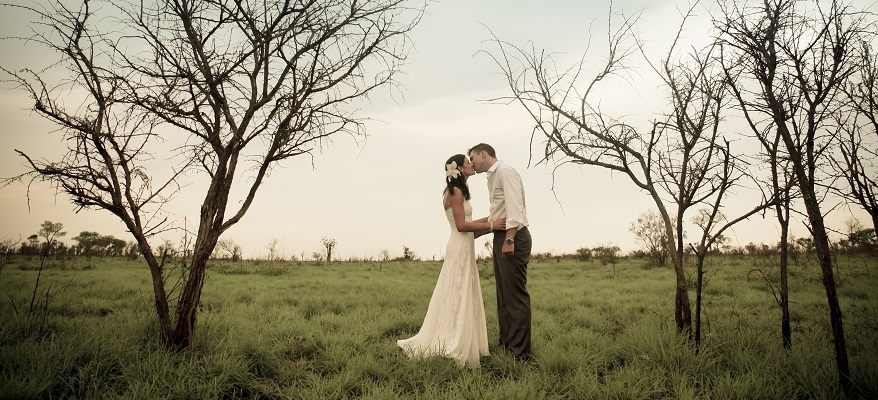 Savanna Private Game Reserve Wedding