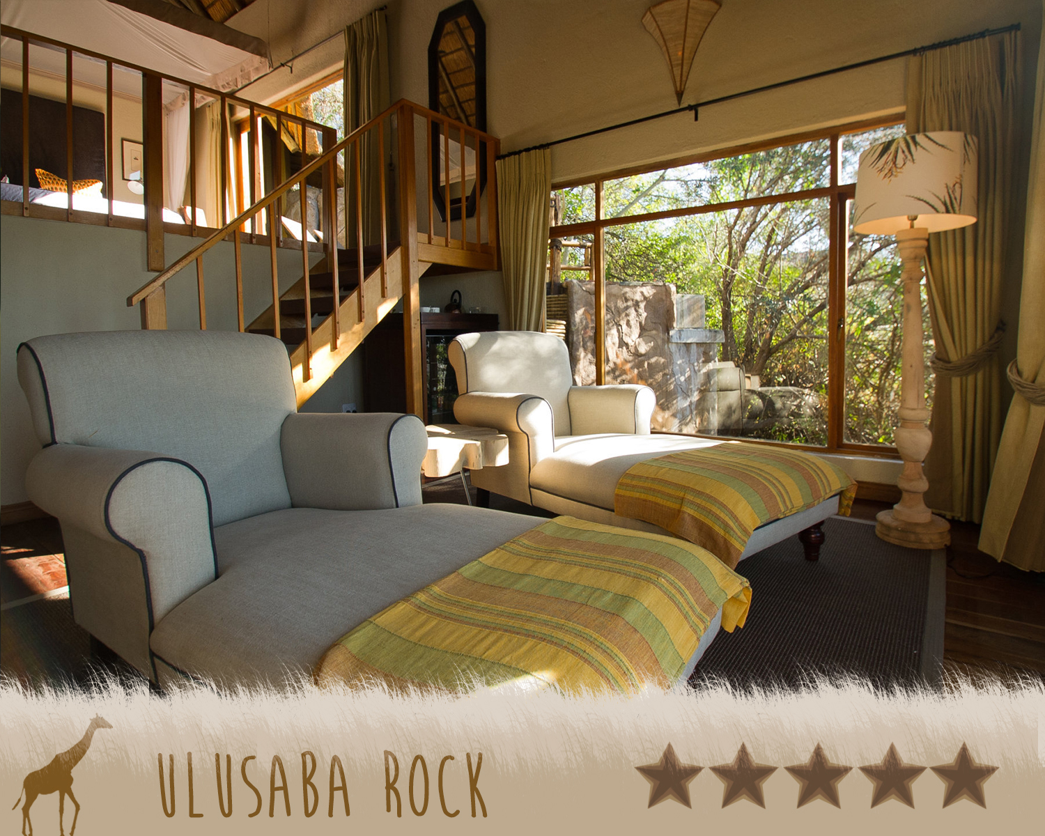Ulusaba Rock Lodge Thumbnails