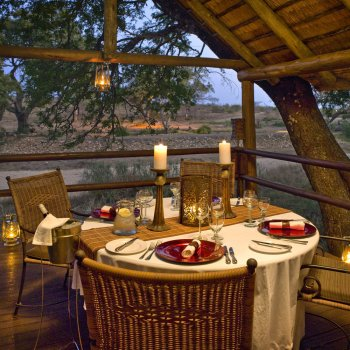 Ulusaba Safari Lodge Cellar