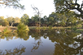 Ulusaba Safari Lodge River