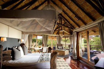 Ulusaba Safari Lodge River Room