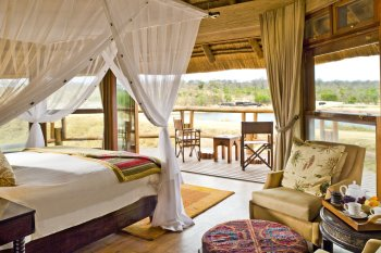Ulusaba Safari Lodge Treehouse Interior