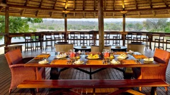 Ulusaba Safari Lodge Treehouse Viewing Deck
