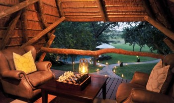 Savanna Private Game Lodge Main Lodge