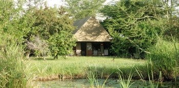 Savanna Private Game Lodge Executive Suite Exterior