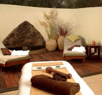 Simbambili Game Lodge Amani African Spa