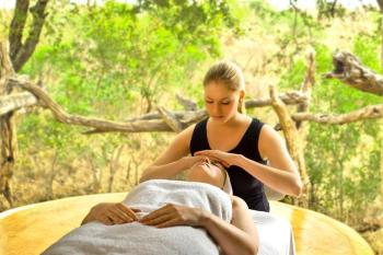 Ulusaba Safari Lodge Spa Treatment