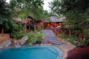 Leopard Hills Private Game Reserve Pool
