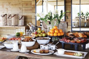 Londolozi Founders Camp Breakfast