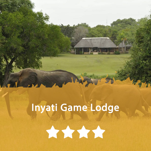 Inyati Game Lodge Featured Image