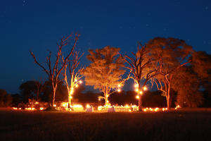 Londolozi Varty Camp Astronomy