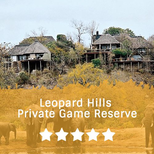 Sabi Sands  template   Leopard Hills Private Game Reserve