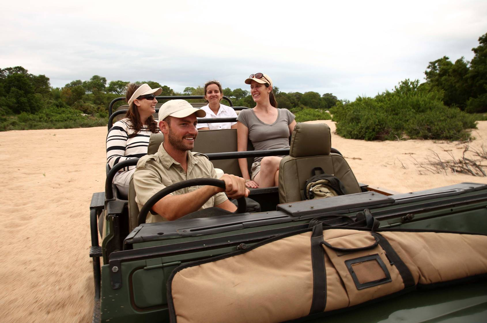 Leadwood Lodge Game Drive Experience