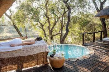 Dulini Lodge Spa Treatment
