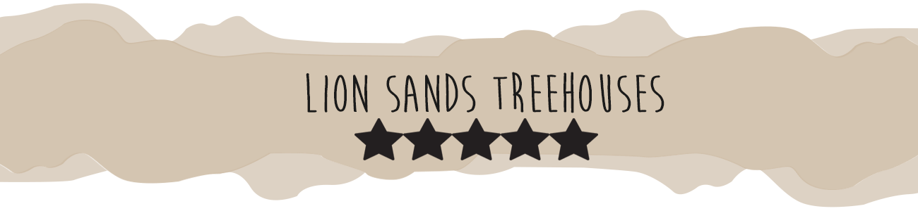Lion Sands Treehouses Header