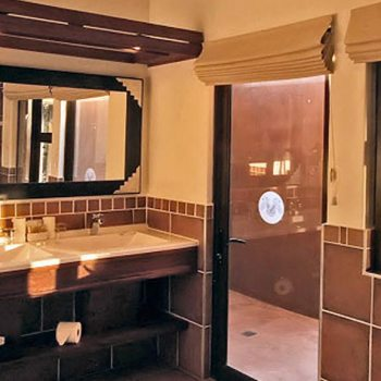 Idube Game Lodge Accommodation Bathroom
