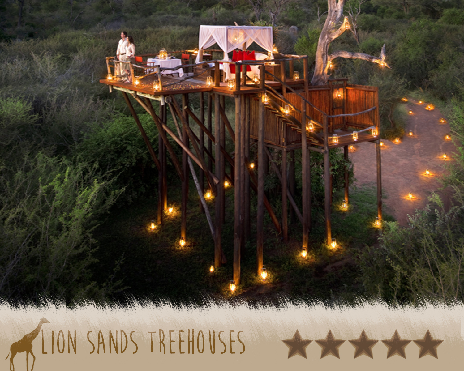 Lion Sands Treehouses Thumbnails